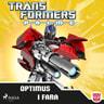 Transformers Prime - Optimus i fara - äänikirja