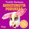 Fredrik Backman - Ahdistunutta porukkaa