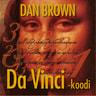 Da Vinci -koodi - äänikirja
