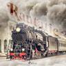 Rautatie - äänikirja