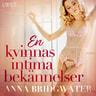 Anna Bridgwater - En kvinnas intima bekännelser - erotisk novellsamling