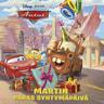 Disney - Pixar Autot. Martin paras syntymäpäivä