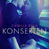 Camille Bech - Konserten - erotisk novell