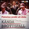 – Orage - Pistorius avsikt att döda