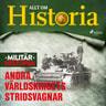 Kustantajan työryhmä - Andra världskrigets stridsvagnar