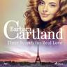 Their Search for Real Love (Barbara Cartland's Pink Collection 142) - äänikirja