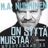 M.A. Numminen - On syytä muistaa – Muistelmat II