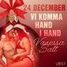 24 december: Vi komma hand i hand - en erotisk julkalender - äänikirja