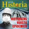 Historiens värsta epidemier - äänikirja