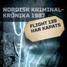 Flight 139 har kapats - äänikirja