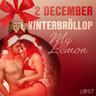 My Lemon - 2 december: Vinterbröllop - en erotisk julkalender