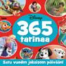 Disney 365 tarinaa, Elokuu - äänikirja