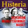 Historian merkittävimmät naiset - äänikirja