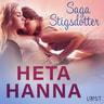 Saga Stigsdotter - Heta Hanna - erotisk novell