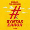 Syntax error - äänikirja