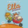 Timo Parvela - Ella ja kaverit lapsenvahteina