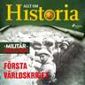 Kustantajan työryhmä - Första världskriget