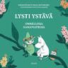 Paula Nivukoski - Lysti ystävä - Onnellisia sanamatkoja