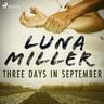 Three Days in September - äänikirja