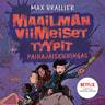 Max Brallier - Maailman viimeiset tyypit - Painajaiskuningas