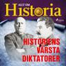 Historiens värsta diktatorer - äänikirja
