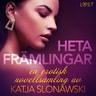 Katja Slonawski - Heta främlingar - en erotisk novellsamling av Katja Slonawski