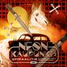 Neonkaupunki 2 - Spiraalitie - äänikirja