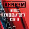 Stefan Ahnhem - Miinus kahdeksantoista astetta