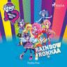 My Little Pony - Equestria Girls - Rainbow rokkaa - äänikirja