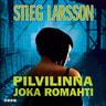 Stieg Larsson - Pilvilinna joka romahti