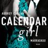 Calendar Girl. Marraskuu - äänikirja