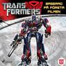 Transformers 1 - Baserad på första filmen - äänikirja