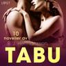 Tabu: 10 noveller av B. J. Hermansson - erotisk novellsamling - äänikirja