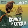 Katarina Mazetti - Konnia ja kätköjä – Seikkailuserkut 7