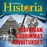 Kustantajan työryhmä - Historian suurimmat arvoitukset