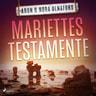 Mariettes testamente - äänikirja