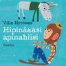 Hipinäaasi apinahiisi - äänikirja