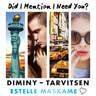 DIMINY – Tarvitsen – Did I Mention I Need You? - äänikirja