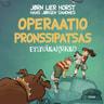 Jørn Lier Horst - Operaatio pronssipatsas – Etsiväkaksikko 7