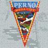 Perno Mega City – Lähiöromaani - äänikirja