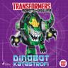 Transformers - Robots in Disguise - Dinobot-katastrofi - äänikirja