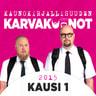 Juha Vuorinen ja Tuomas Kyrö - Kaunokirjallisuuden Karvakuonot - Kausi 1