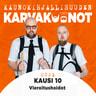 Juha Vuorinen ja Tuomas Kyrö - Kaunokirjallisuuden Karvakuonot - Kausi 10 - Jakso 3