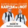 Juha Vuorinen ja Tuomas Kyrö - Kaunokirjallisuuden Karvakuonot - Kausi 10 - Jakso 2