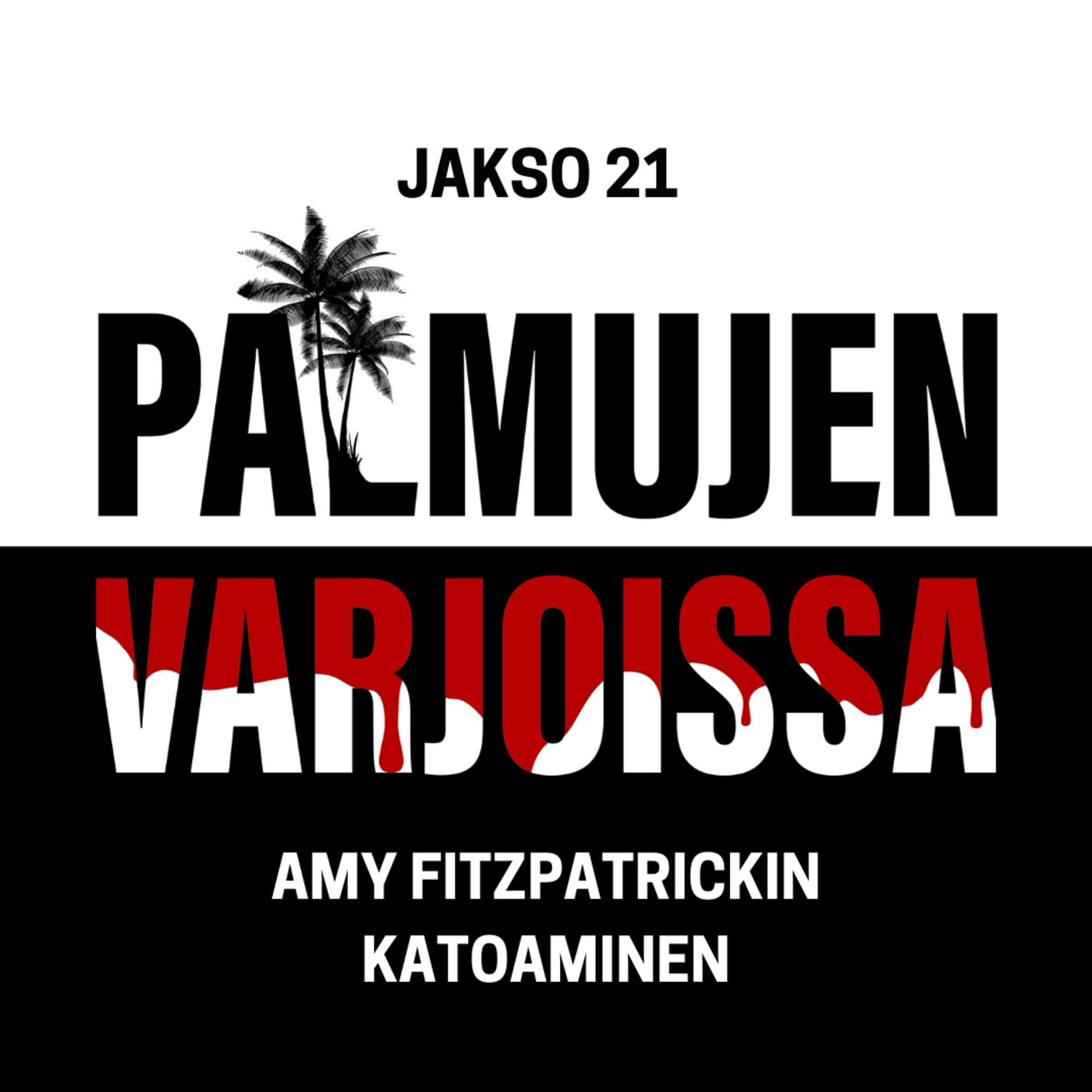 21: Amy Fitzpatrickin katoaminen